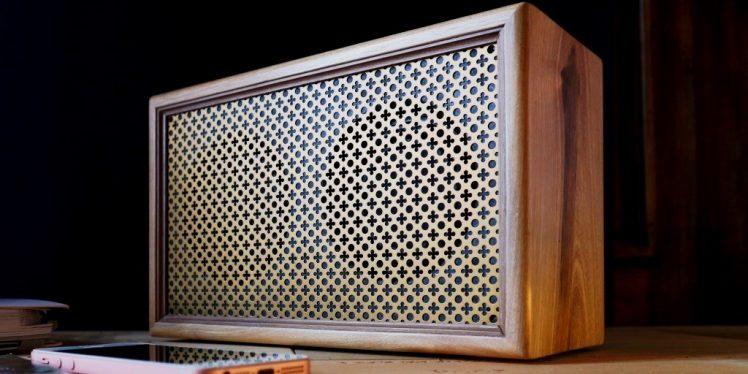 SONETTO Bluetooth speaker